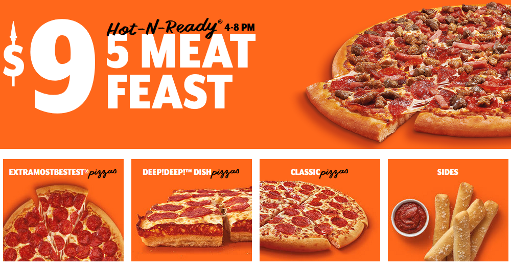 Little Caesars' Coupons 02