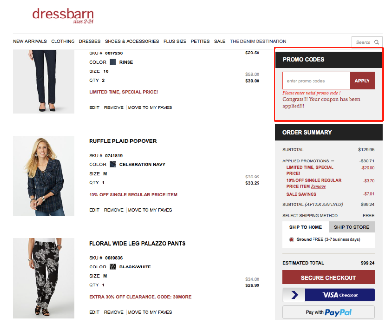 Dressbarn Coupons 01
