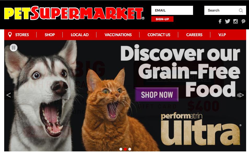 Pet Supermarket Coupons 02