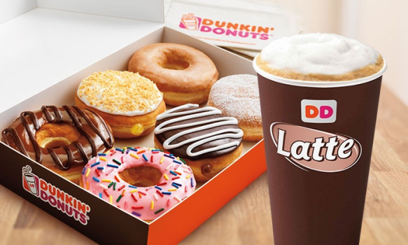 Dunkin' Donuts Coupons 02