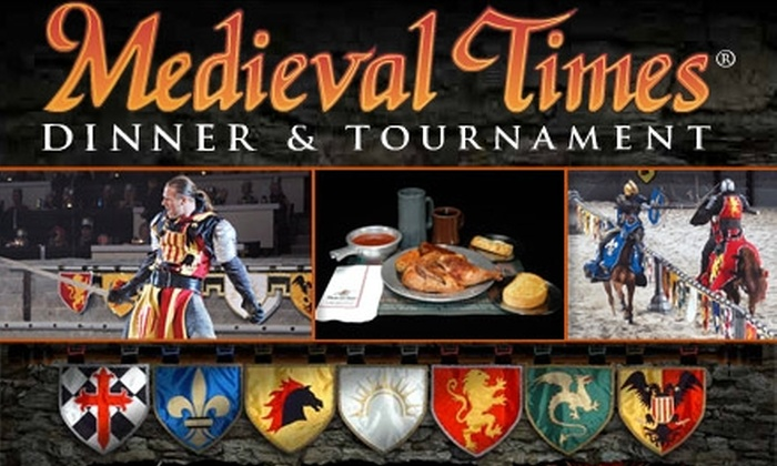 Medieval Times Coupons 02