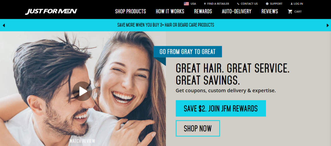 Just For Men Coupons 02