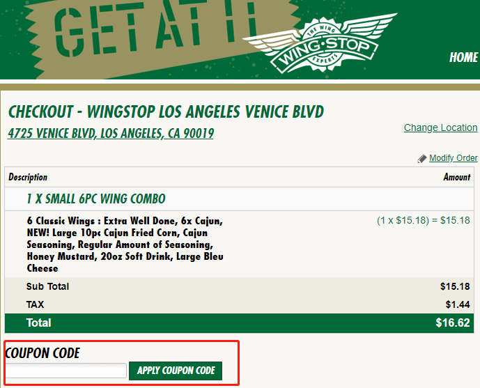 Wingstop Coupons 01