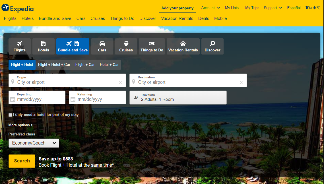 Expedia Coupons 02