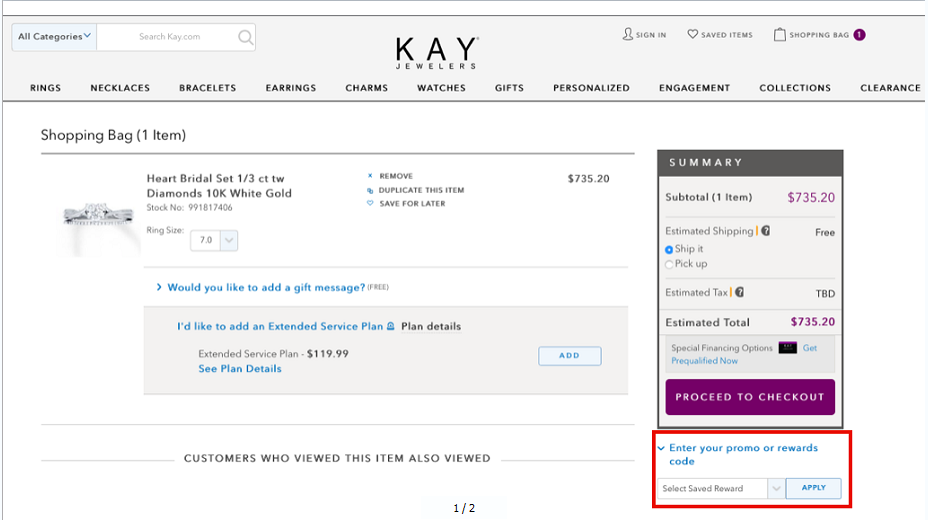Kay Jewelers Coupons 01