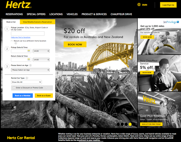 Hertz Coupons 02