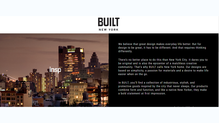 Built New York Coupons