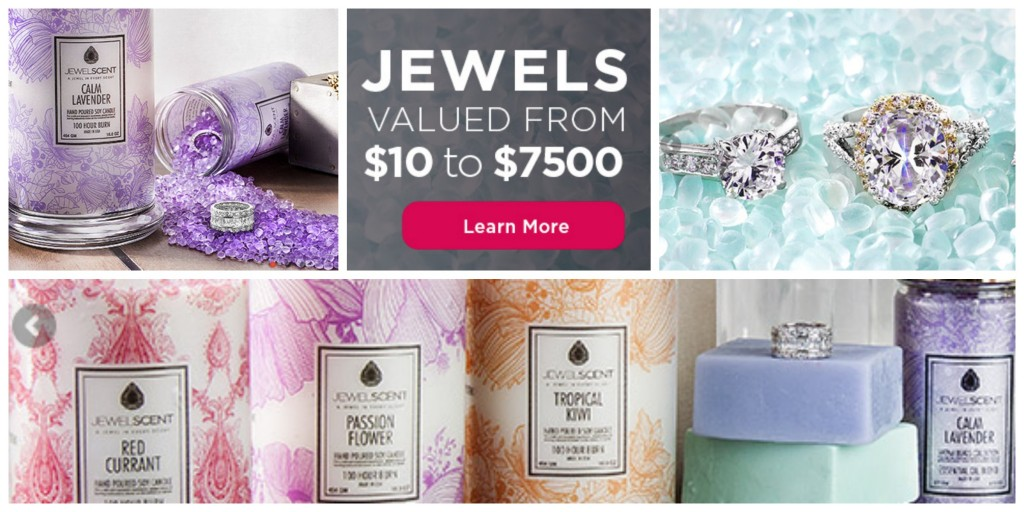 JewelScent Coupons