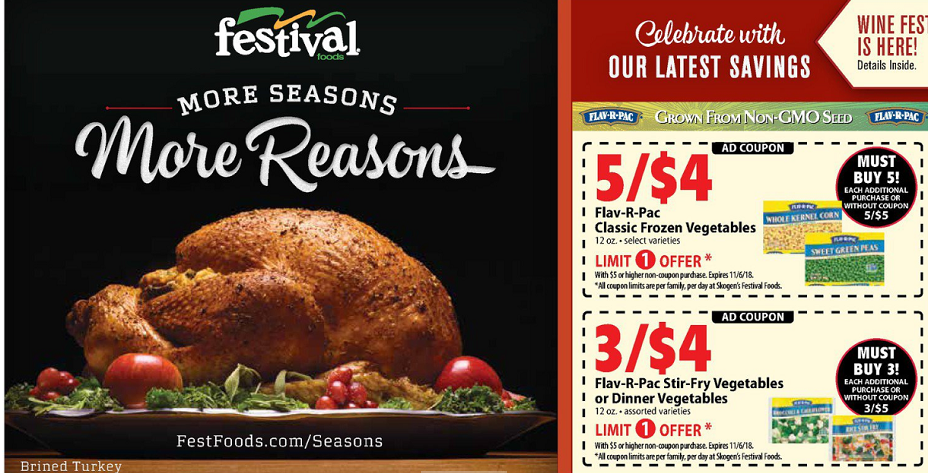 Festival Foods Coupons