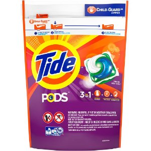Save $1.00 when you buy one Tide PODS 15-20ct.